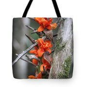 Waimea Flowers Tote Bag
