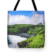 Wainapanapa State Park Tote Bag