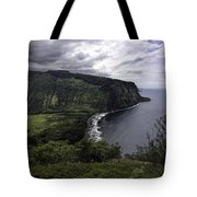 Waipio Bay Tote Bag