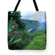 Waipio Valley Tote Bag