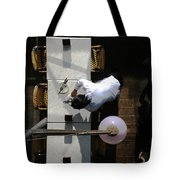 Waiter From Above Tote Bag