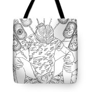 Waiting 9 Months To Say Hello Tote Bag