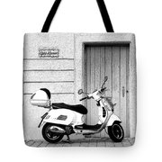 Waiting At The Gate Tote Bag
