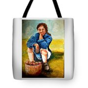 Waiting For A Buyer Tote Bag