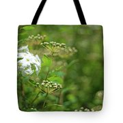 Waiting For Bloom Tote Bag