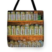 Waiting For Canning Time Tote Bag
