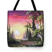 Waiting For Change Tote Bag