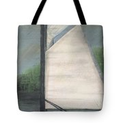 Waiting For Dolphins Tote Bag
