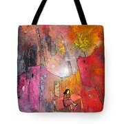 Waiting For Godot Tote Bag