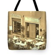 Waiting For Guests Tote Bag