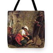 Waiting For Hire Tote Bag