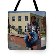 Waiting For Home Tote Bag