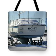 Waiting For Summer To Just Do-it  Tote Bag