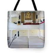 Waiting For The Faithful Tote Bag