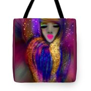 Waiting For Wisdom  Tote Bag