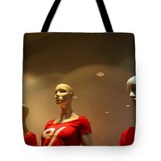 Waiting For You Scott Tote Bag