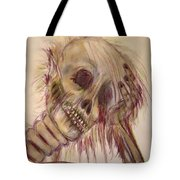 Waiting Forever...... Tote Bag