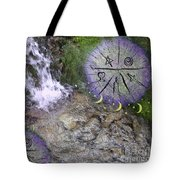 Waiting Ground Tote Bag