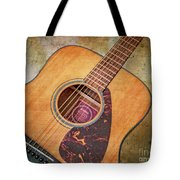 Waiting Here Now Tote Bag