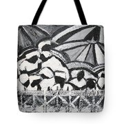 Waiting In Limbo Tote Bag by Laura Fatta