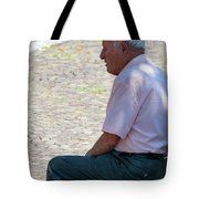 Waiting On Time Tote Bag