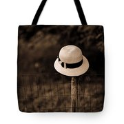 Waiting On You To Come Home Tote Bag