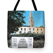 Waiting Room, Dun Laoghaire Tote Bag