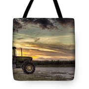 Waiting To Harvest  Tote Bag