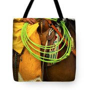 Waiting To Lasso Tote Bag