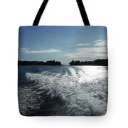 St. Lawrence Intercoastal Waterway Tote Bag