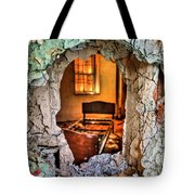 Wake Up And Smell The Misery Tote Bag
