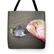 Wake Up Please Tote Bag