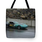 Wakefield Tire 63 Corvette Tote Bag