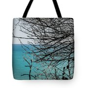 Waking Up Tote Bag