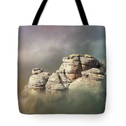 Waking Up In A Cloud Tote Bag