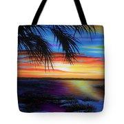 Wakulla Beach Morning Tote Bag