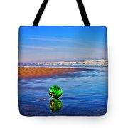 Waldport Oregon - Float The Ocean Tote Bag