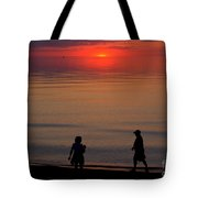 Walk Back To The Bend 2 Tote Bag