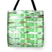 Walk In The Grass Tote Bag