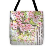 Walk In The Neighborhood Tote Bag