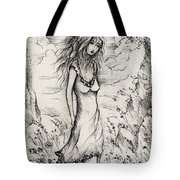 Walk In The Whispers Tote Bag