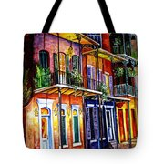 Walk Into The French Quarter Tote Bag