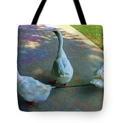Walk On The Wildside Tote Bag