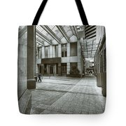 Walk The Walk Tote Bag