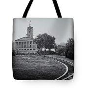 Walk To Capital Tote Bag