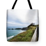 Walk To The End Of The Earth  Tote Bag