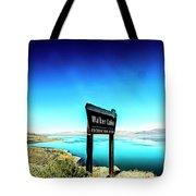 Walker Lake Tote Bag