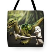 Walkies Tote Bag