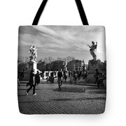 Walking Around Rome Tote Bag
