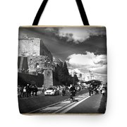 Walking Around The City Of Rome 2 Tote Bag